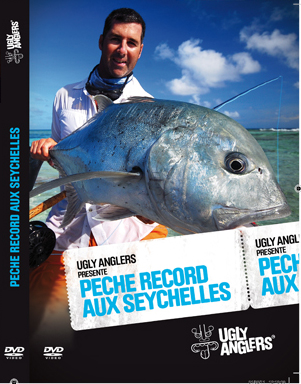 DVD Ugly Anglers - Pêche record aux Seychelles