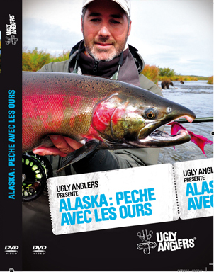 DVD Ugly Anglers - Alaska  Pêche avec les ours
