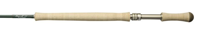 Canne Winston Boron III TH Microspey 11.6p soie 5 - 4 brins