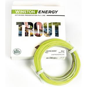 Soie Winston Energy Trout - WF2F