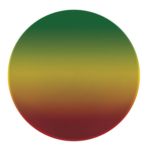 Couleur moulinet Abel - Fade Graphic Rasta Fade