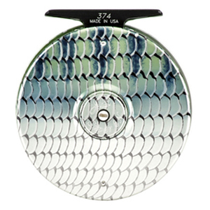 Couleur moulinet Abel - Fish Graphic Bonefish II