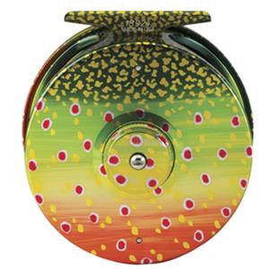 Couleur molette de frein - Fish Graphic Saumon de Fontaine - Classic