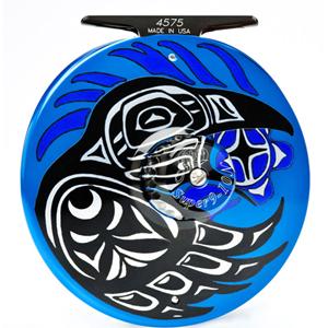 Couleur moulinet Abel - Fish Graphic Osiris Tribal Raven