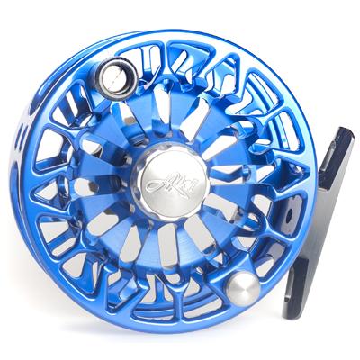 Moulinet Abel Sealed Drag Freshwater SDF 5/6 - soie 5 à 6 - Bleu Roi