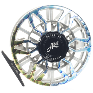 Moulinet Abel Sealed Drag Salt SDS 11/12 - soie 11 à 12 - Custom Tarpon