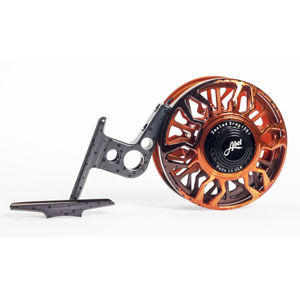Moulinet Abel SD 4 5 - Fish Graphic Cutthroat - Pieds Custom