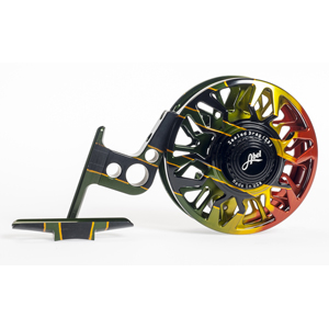 Moulinet Abel SD 5 6 - Fish Graphic Peacock Bass - Pieds Custom