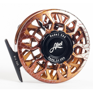 Moulinet Abel Sealed Drag Salt SDS 7/8 - soie 7 à 8 - Custom Redfish